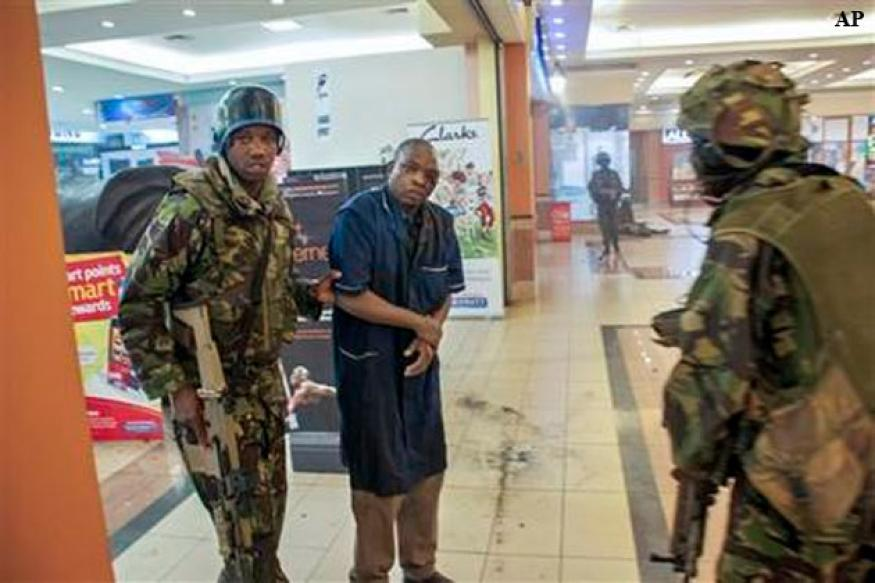 Terrorists in Kenya mall used new tactic to spare some Muslims
