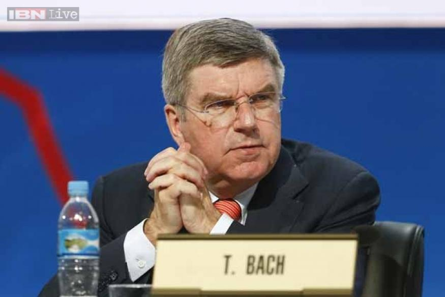 Germany's Thomas Bach elected IOC president