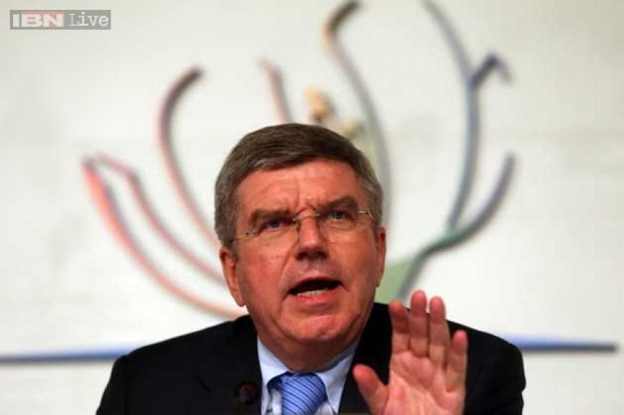 Thomas Bach takes charge as IOC president