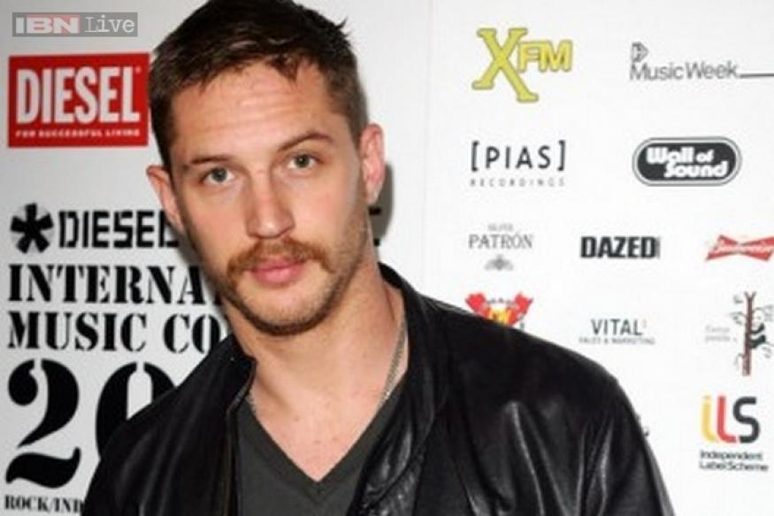 Tom Hardy to replace Daniel Craig as James Bond?
