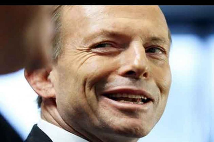 Tony Abbott sworn in as Australia's new PM
