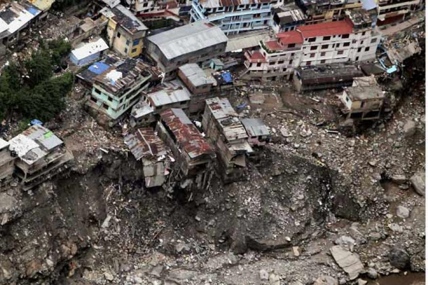 Uttarakhand floods: Police seek DNA samples of kin of missing persons