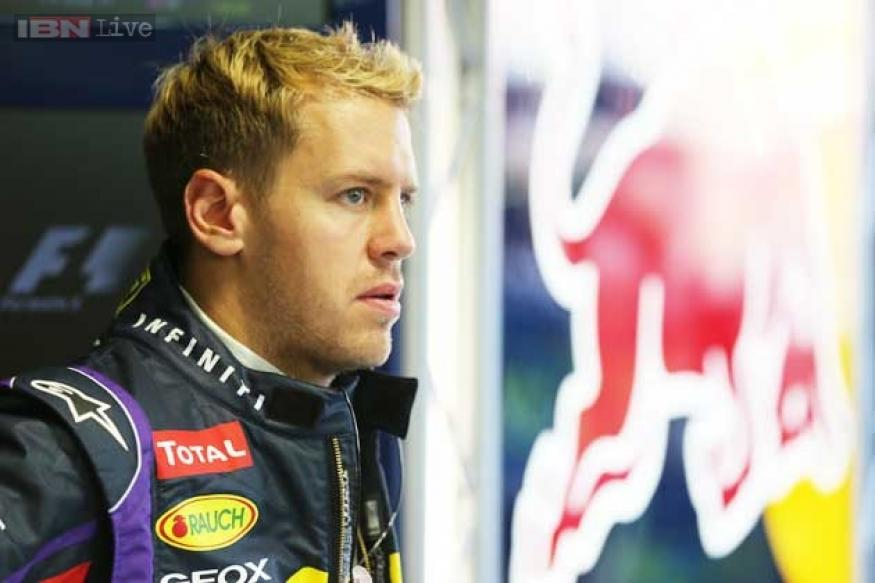 Sebastian Vettel fastest in final practice for Singapore Grand Prix