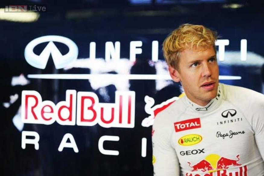 Red Bull's Sebastian Vettel gets pole position for Italian Grand Prix