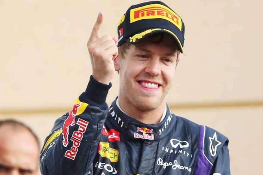 Red Bull's Sebastian Vettel wins Singapore Grand Prix