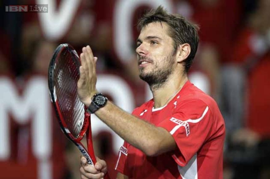 Davis Cup: Switzerland beat Ecuador 3-0