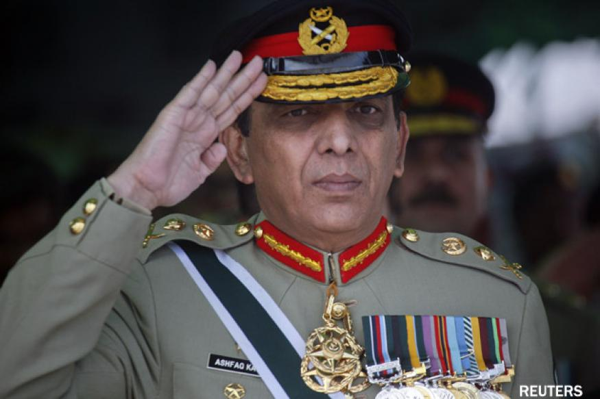 Who is Pakistan's next Army chief after General Kayani?