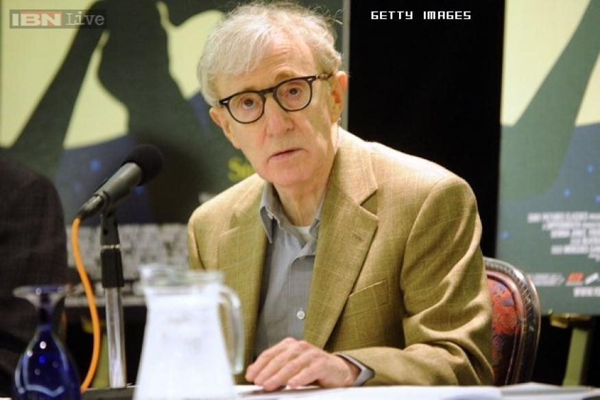 Woody Allen to get Golden Globes lifetime achievement award