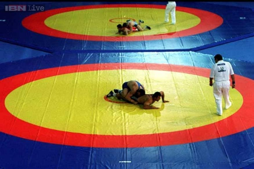 Indian Wrestlers all set for World Championships at Budapest