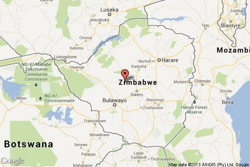 Zimbabwe: 40-year-old man finds 8-ft crocodile hiding under his bed