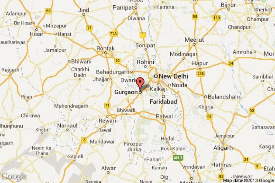 19-year-old call-centre employee gangraped in Gurgaon