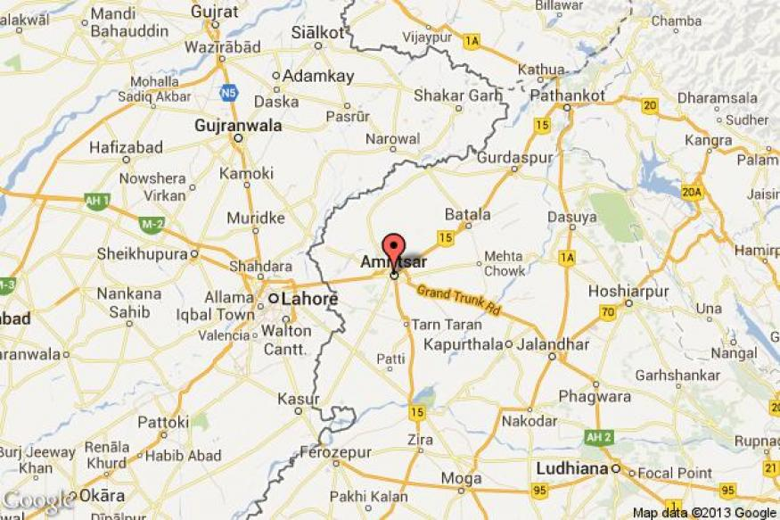 24 kg heroin recovered in Amritsar, four arrested