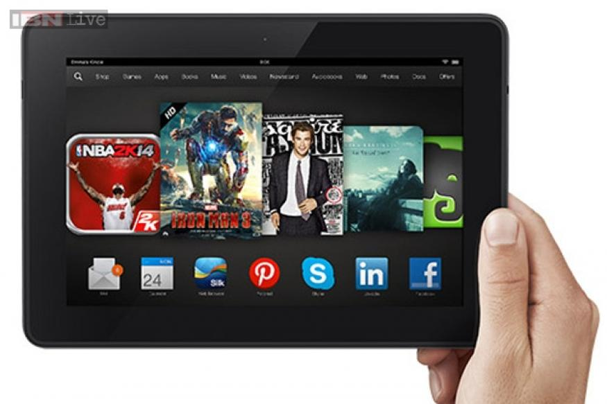 Amazon Kindle Fire HDX review: A worthy contendor but falls short in app selection