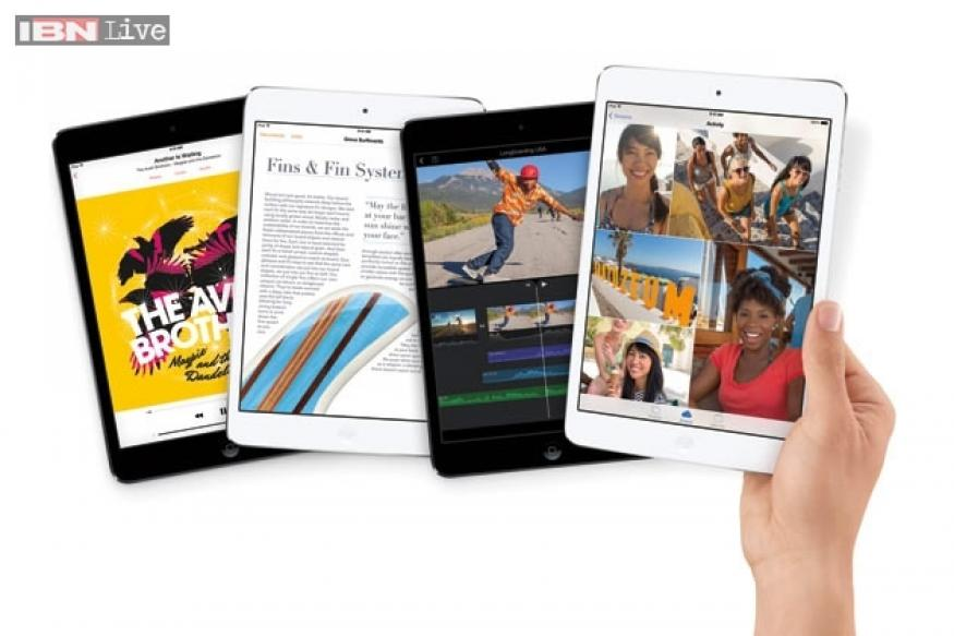 Apple adds Retina Display to iPad Mini; 16GB WiFi at $399