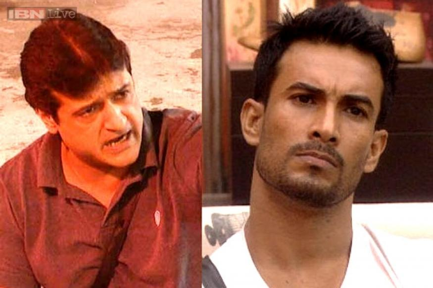Bigg Boss 7: Who is more abusive, Armaan Kohli or Asif Azim?