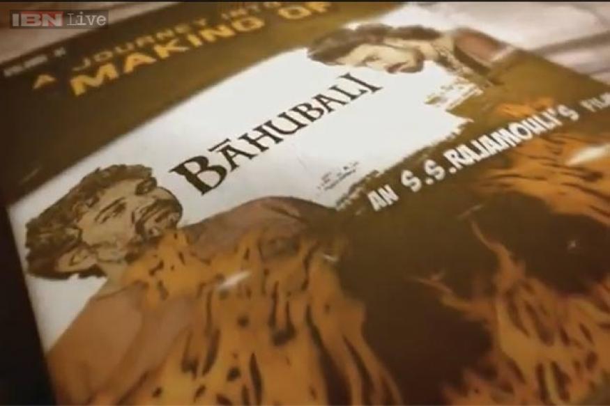 Watch: The making of SS Rajamouli's 'Baahubali'