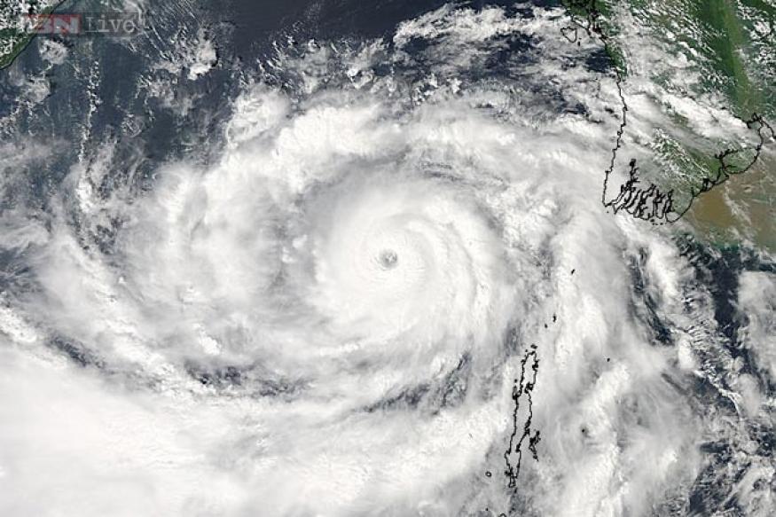 Cyclone Phailin: Met department hits the bulls eye
