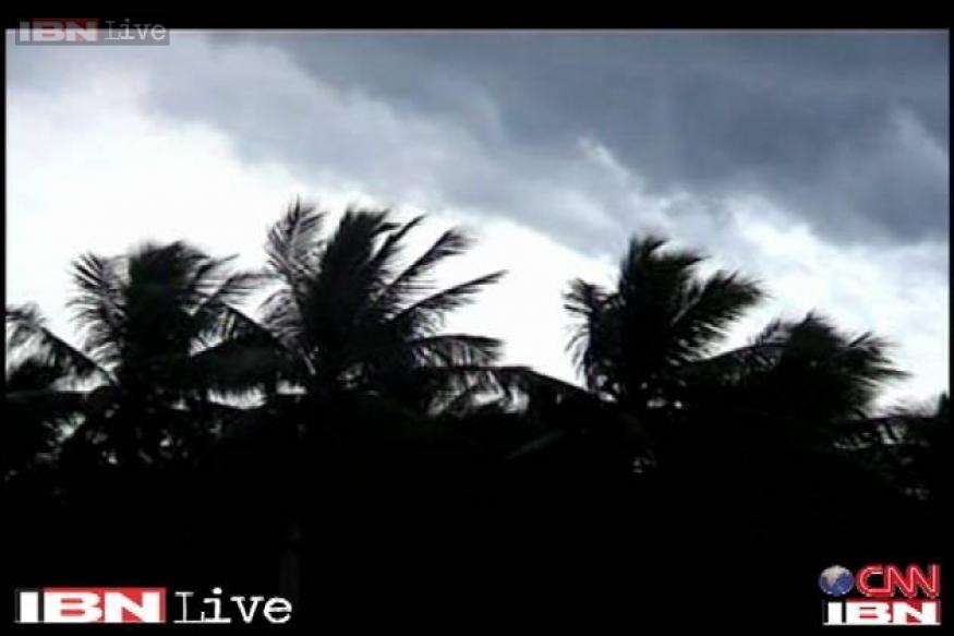 Cyclone Phailin: Heavy rains lash Jharkhand today