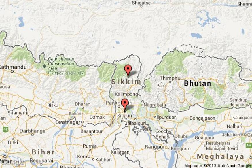 5.0 magnitude earthquake jolts Sikkim and parts of Darjeeling