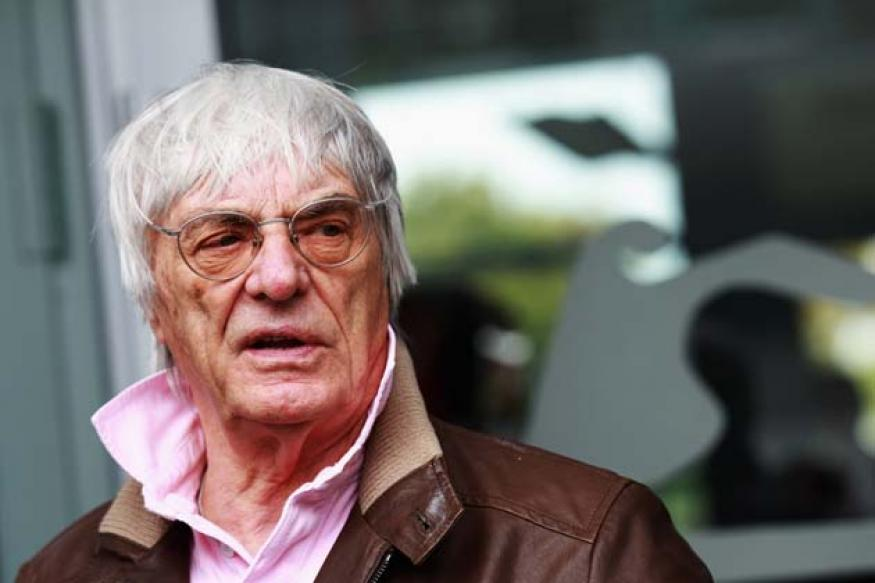 Ecclestone says India has to decide on its F1 future