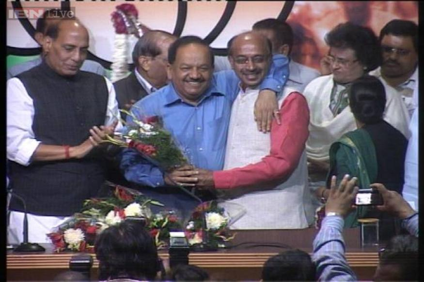 Live: BJP names Harsh Vardhan as Delhi CM candidate
