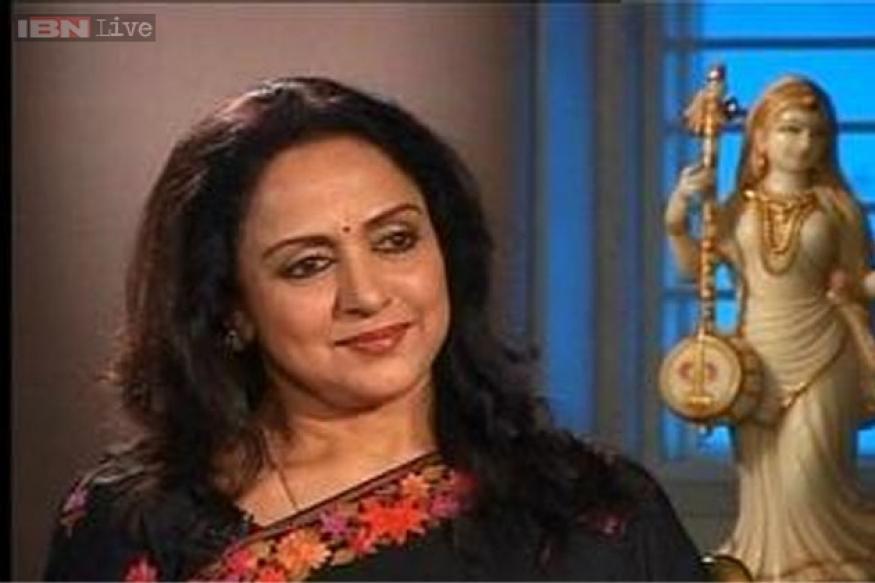 Item numbers will not save India: Hema Malini