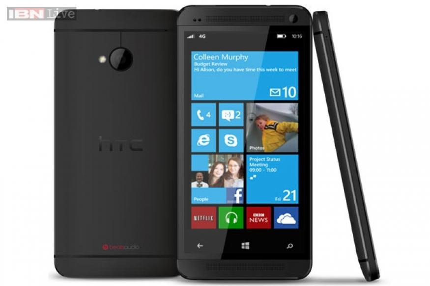 Microsoft talking to HTC about adding Windows option on Android phones