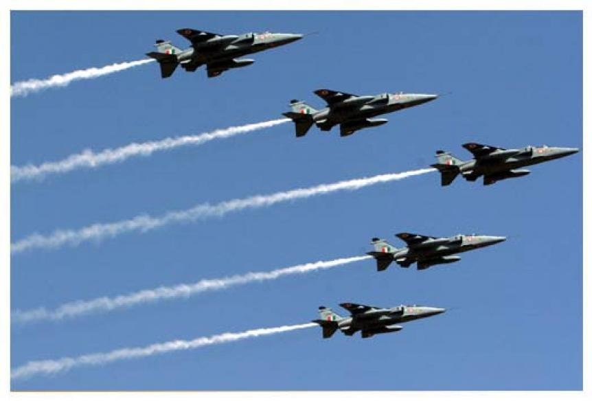 IAF to hold air show in Nagpur to mark 81st anniversary