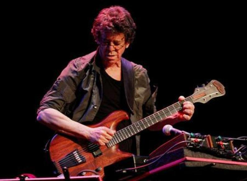 Icon rock musician Lou Reed of Velvet Underground dies at 71