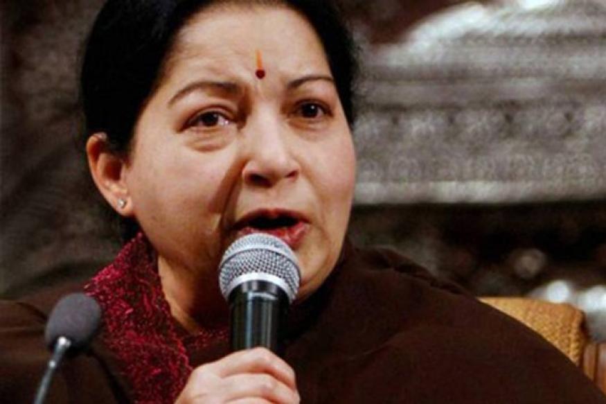 Jayalalithaa demands rollback of railway fares