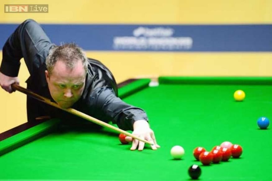 John Higgins in second round of Indian Open Snooker