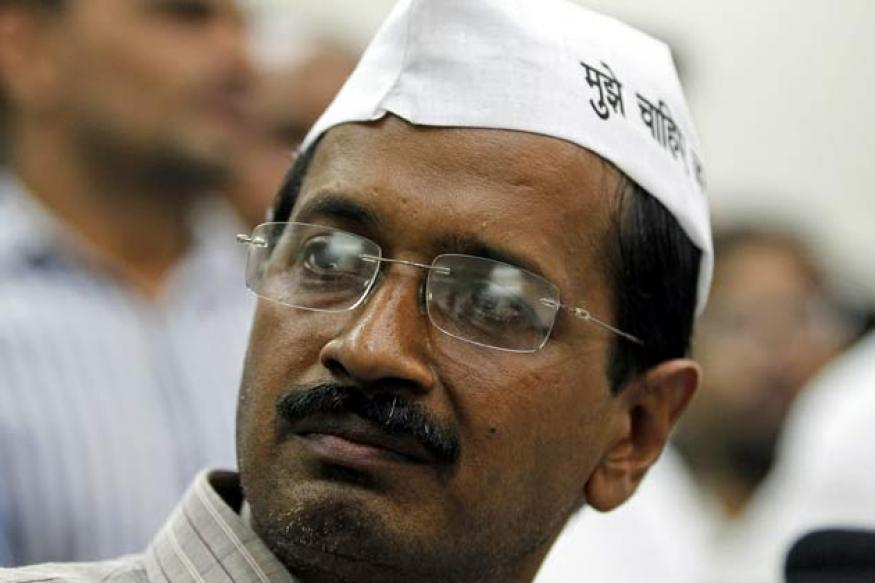 Delhi: Arvind Kejriwal aims to sweep out the grand old parties