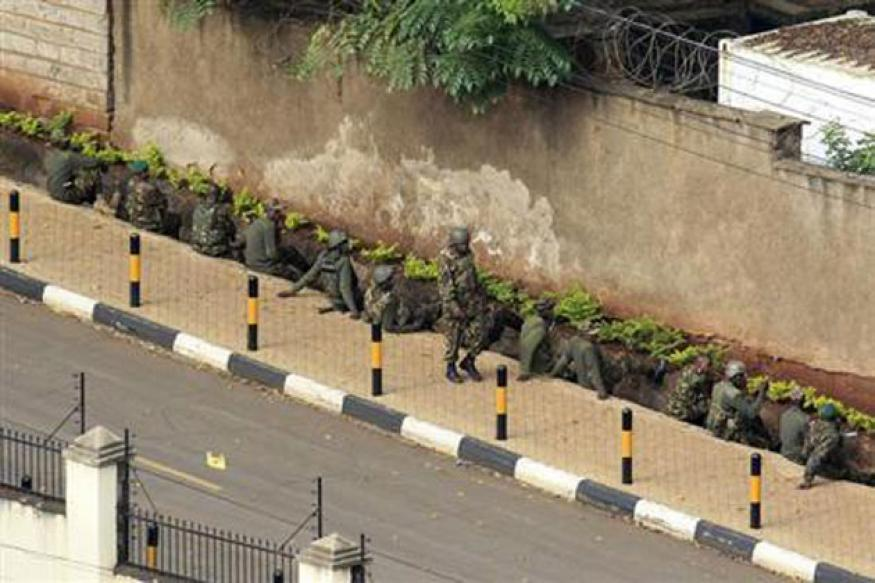 Kenya mall attack: Shopkeepers allege troops stole valuables while saving people