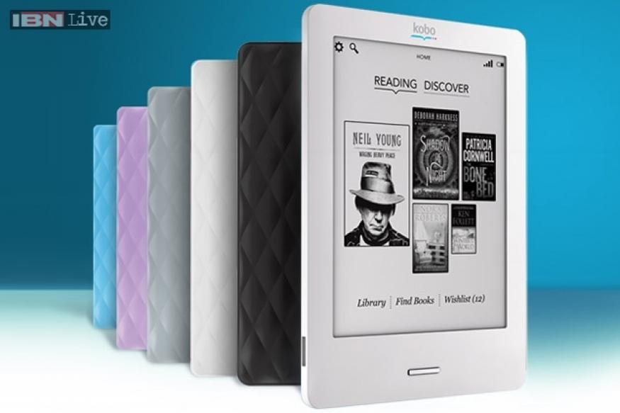 Kobo launches e-book readers, Android tablet in India at Rs 7,999 onwards