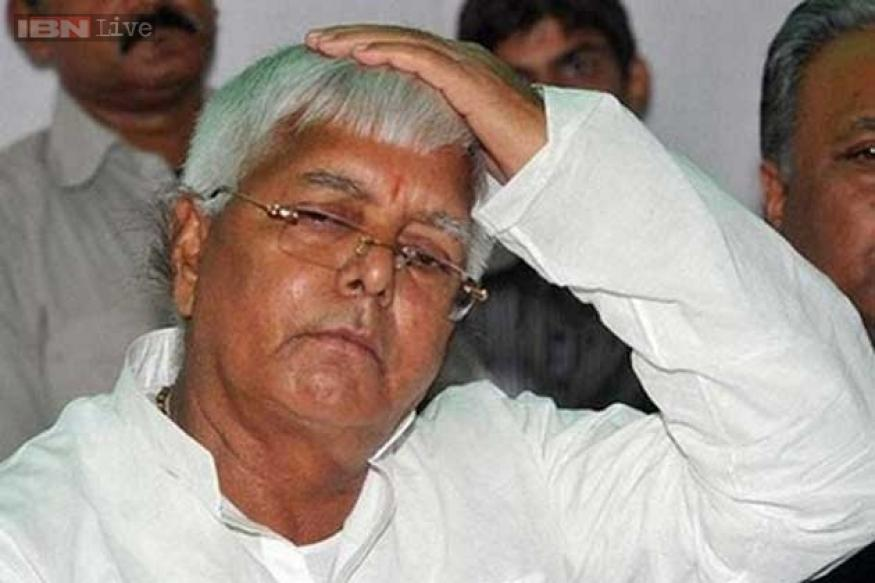 Fodder scam: Lalu Prasad, Jagdish Sharma disqualified from LS