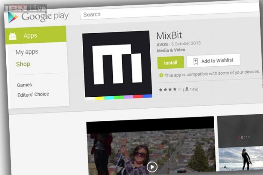 Video app MixBit, built by YouTube's founders, now available on Android