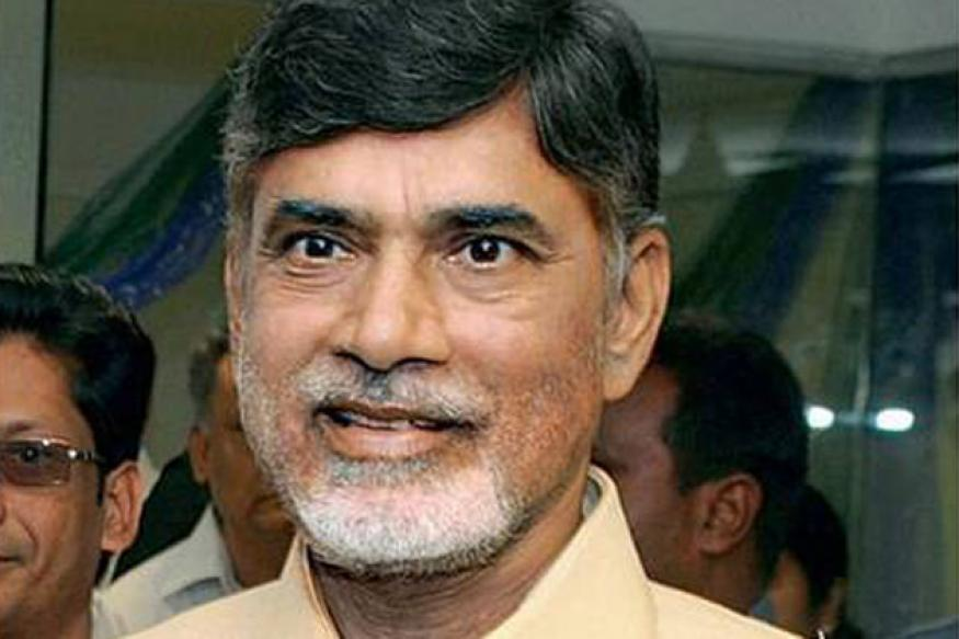 Naidu discharged from hospital, hits out at Congress