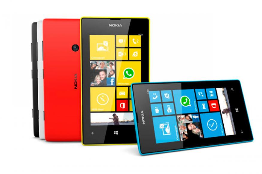 Nokia's Lumia 520, 620 drive Windows Phone share to 9.2 pc in Europe