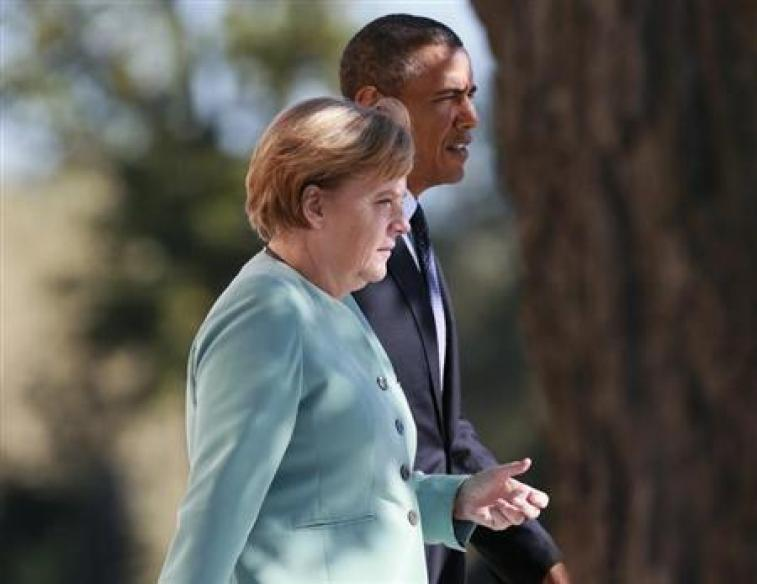 Obama aware of spying on Merkel since 2010, says newspapers