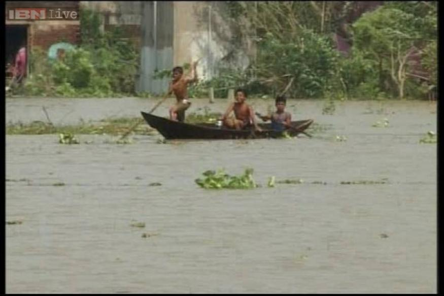 After Phailin, floods hit Odisha; 68,000 people affected in Balasore