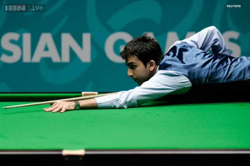 Advani scores easy win over Campbell at Indian Open Snooker