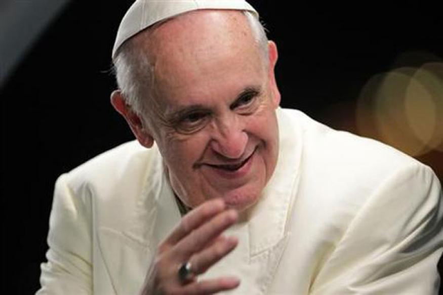 Pope Francis likely to visit India in November 2014