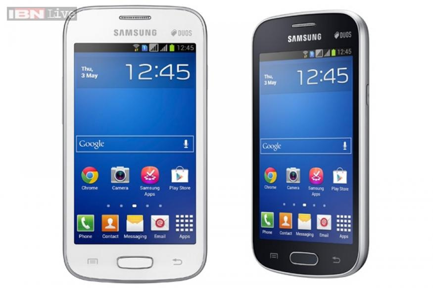 Samsung Galaxy Star Pro, Galaxy Trend launched at Rs 6,750, Rs 8,290