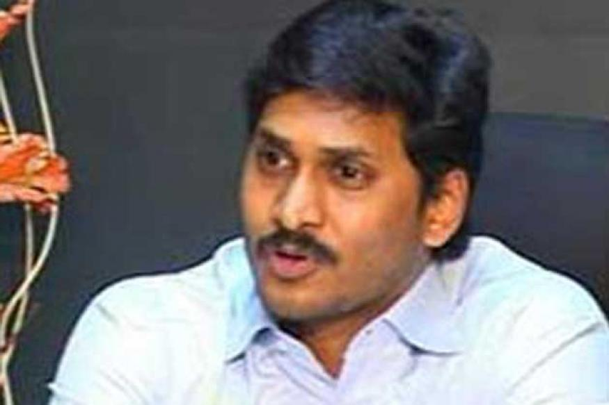 Jagan Reddy begins fast for united Andhra, blames Sonia for 'crisis'