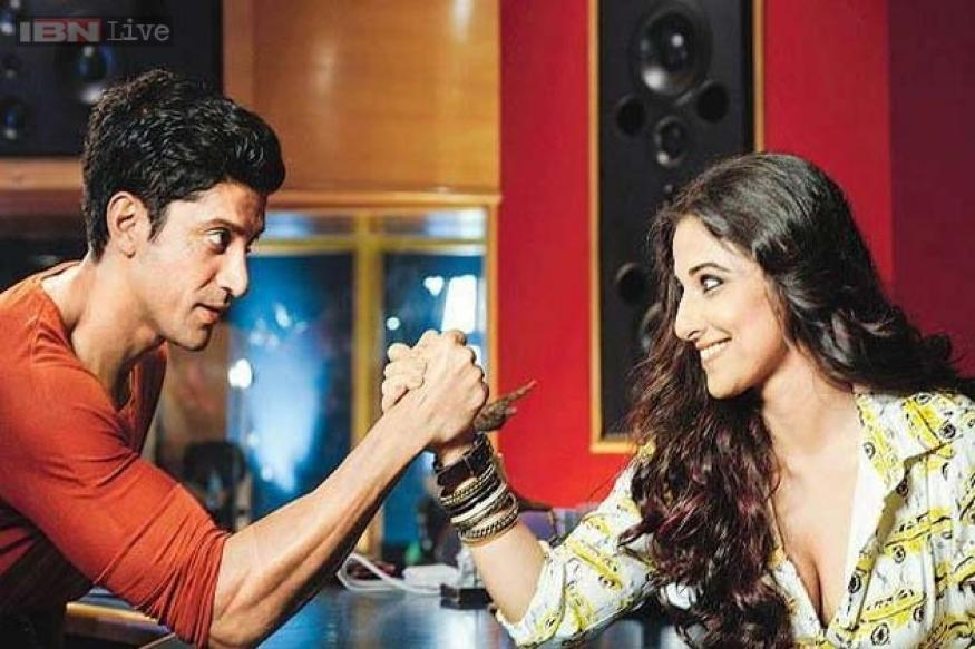 Shaadi Ke Side Effects: Vidya is a strong performer, says Farhan