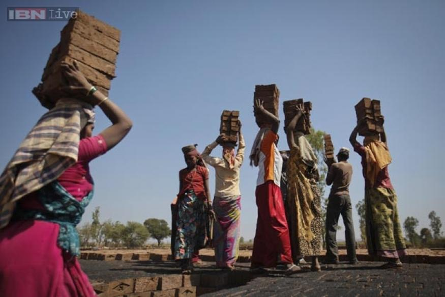 Thirty million people are slaves, half in India: Survey