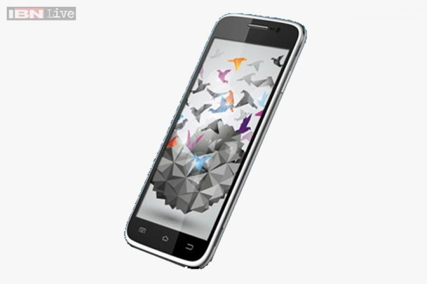 Spice Pinnacle Stylus Mi-55 phablet available online for Rs 15,499