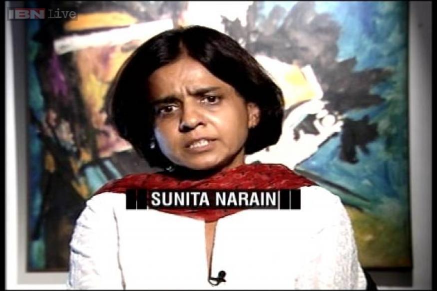 Environmentalist Sunita Narain injured in accident