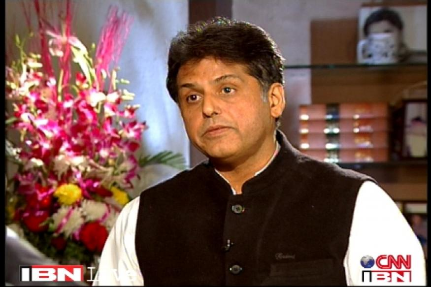 UPA has zero tolerance towards terrorism: Manish Tewari