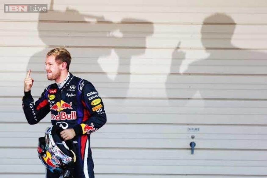 Winning the title important, not the place: Sebastian Vettel